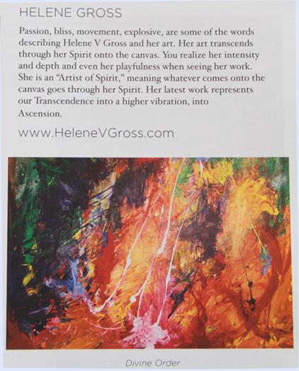 Divine Order by Helene V Gross