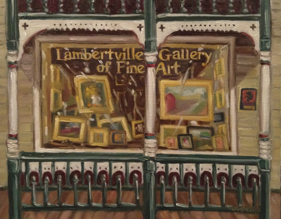 Lambertville Gallery of Fine Art, Lambertville, NJ