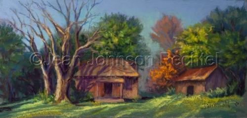 Jean Johnson Pechtel, Artist