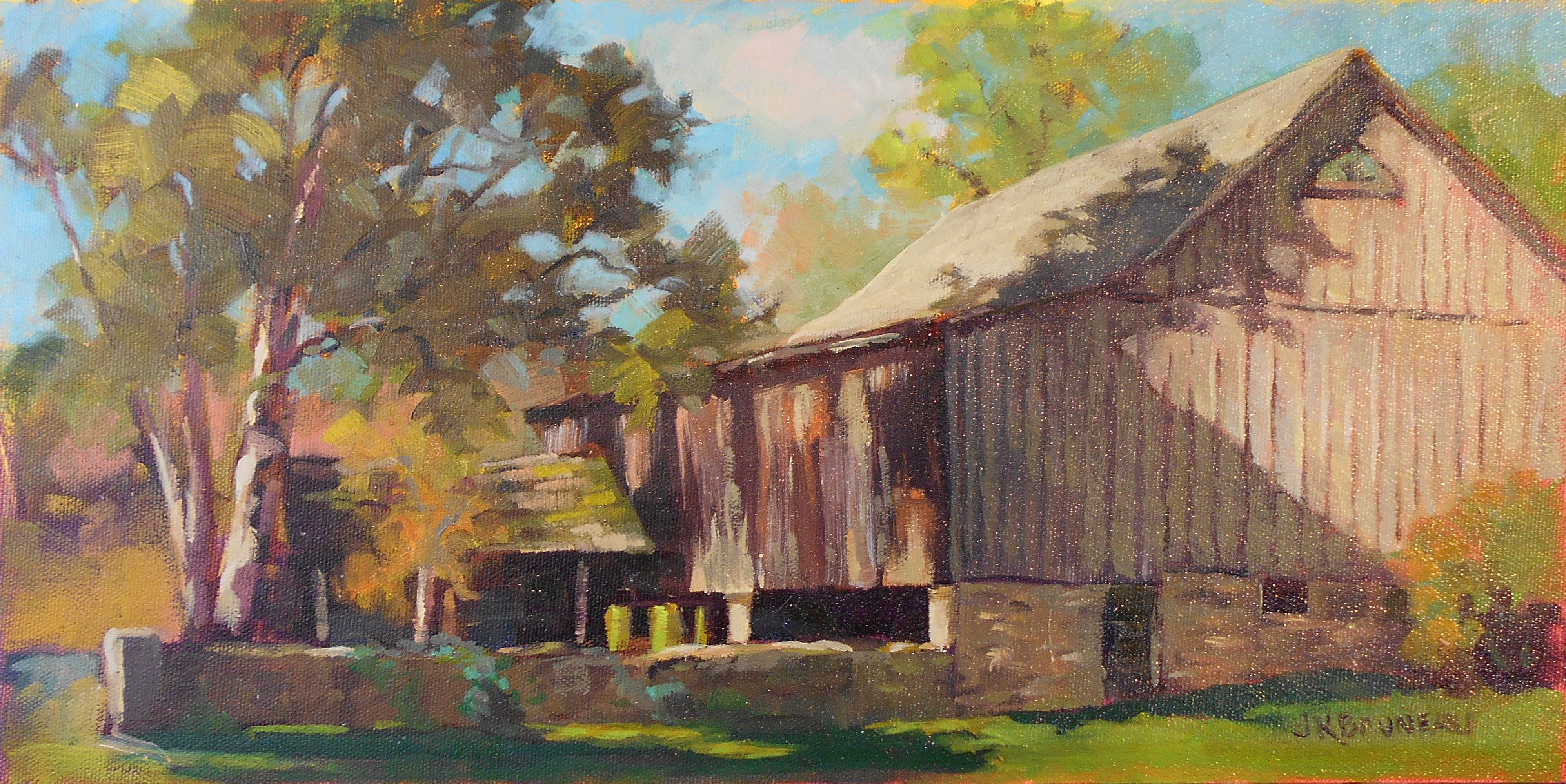 Big Bend Barn