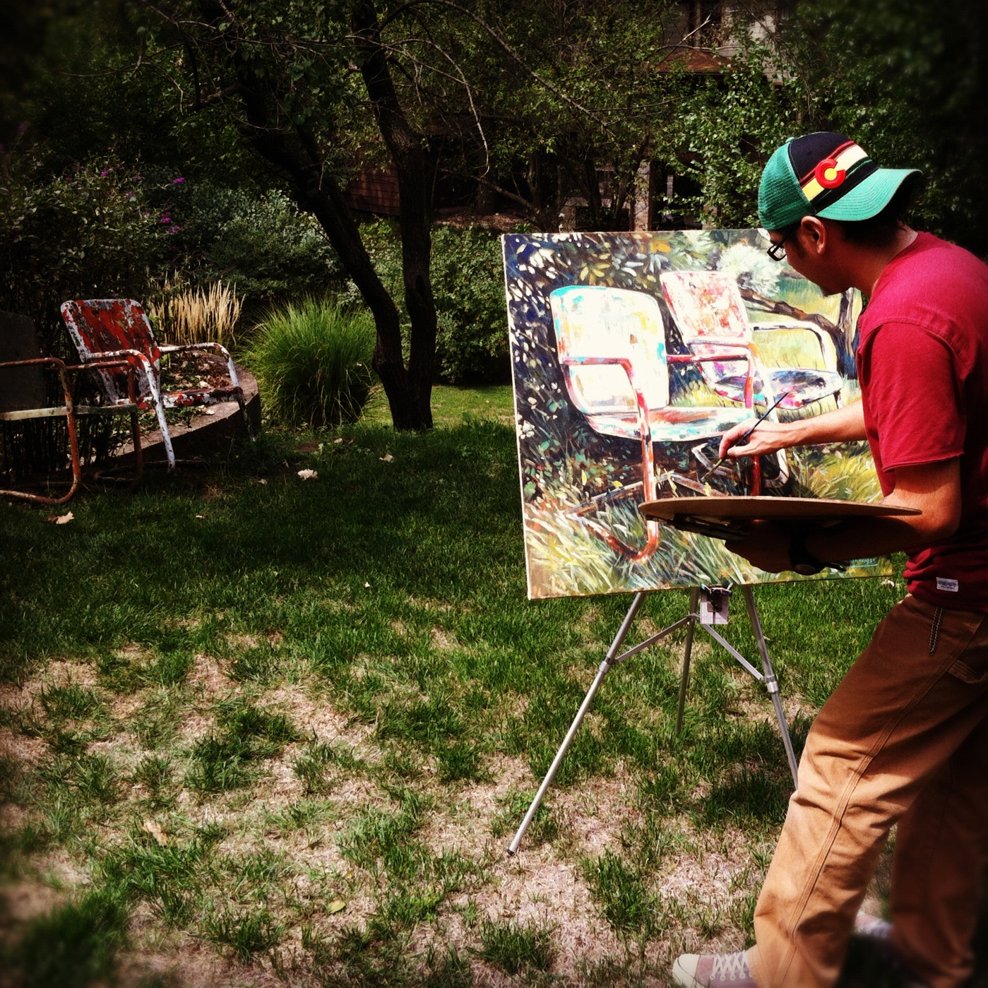 james navarro plein air