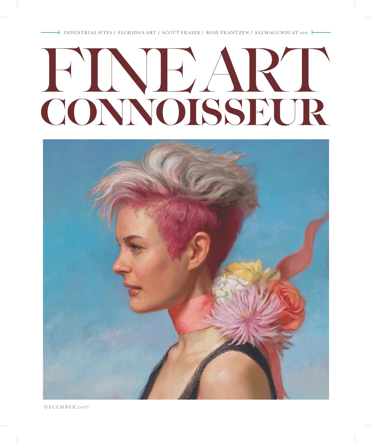 Fine Art Connoisseur, Dec 2017