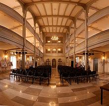 Kathryn Hart, Forum Synagoga, Ostrow POLAND