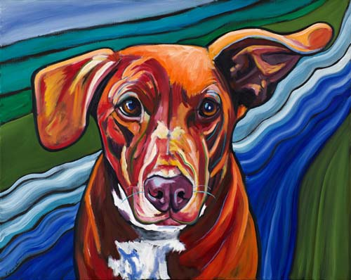 Pet Portraits and Oil Paintings by Kathryn Wronski