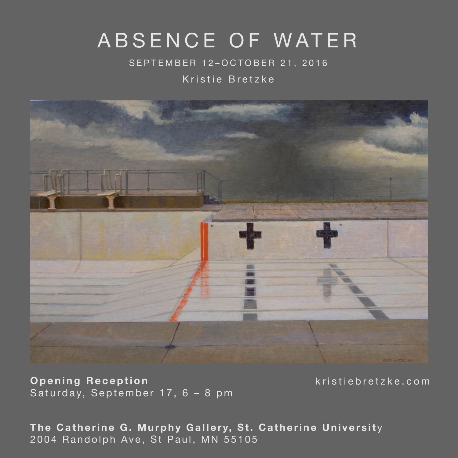 Absence of Water