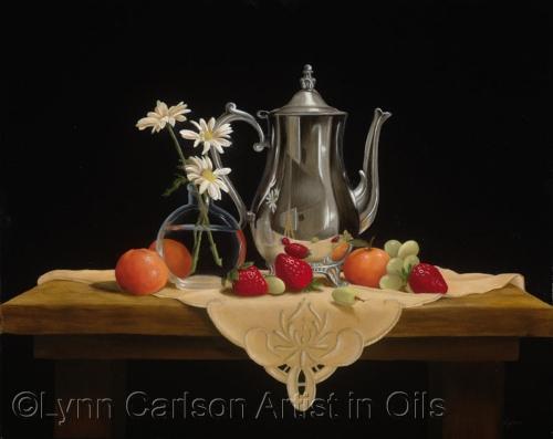 Lynn Carlson Artist in Oils
