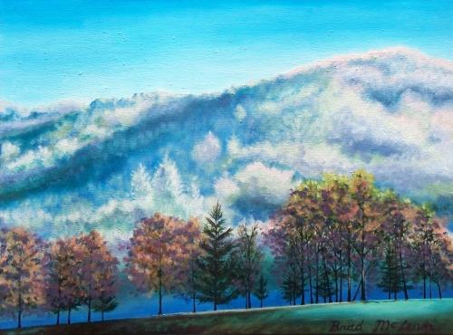 Brad McLean Art