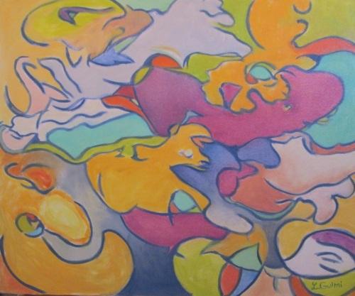 Larry Gulmi Art, LLC