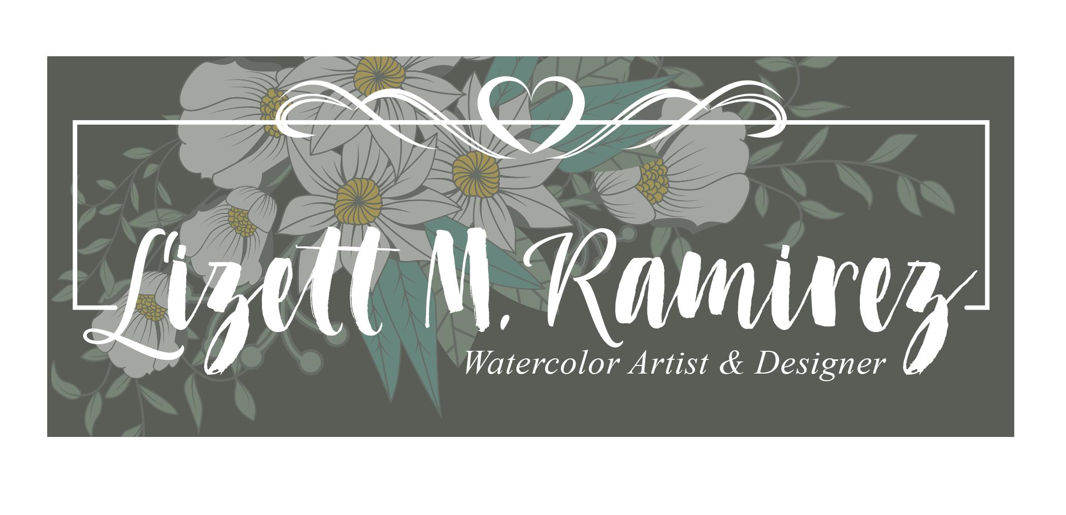 Lizett R Ramirez Watercolor Artist Chicago, Tennessee, Illinois