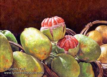 Chinese Grapefruit