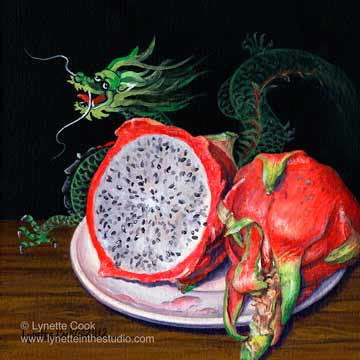 Fruit of the Dragon