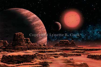 Gliese 876 System