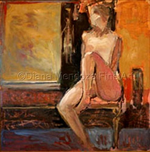 Diana Mendoza Fine Art