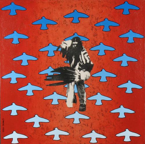 Marcus Cadman - Contemporary Native American Art
