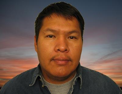Contemporary Native American Art by Marcus Cadman | Bio