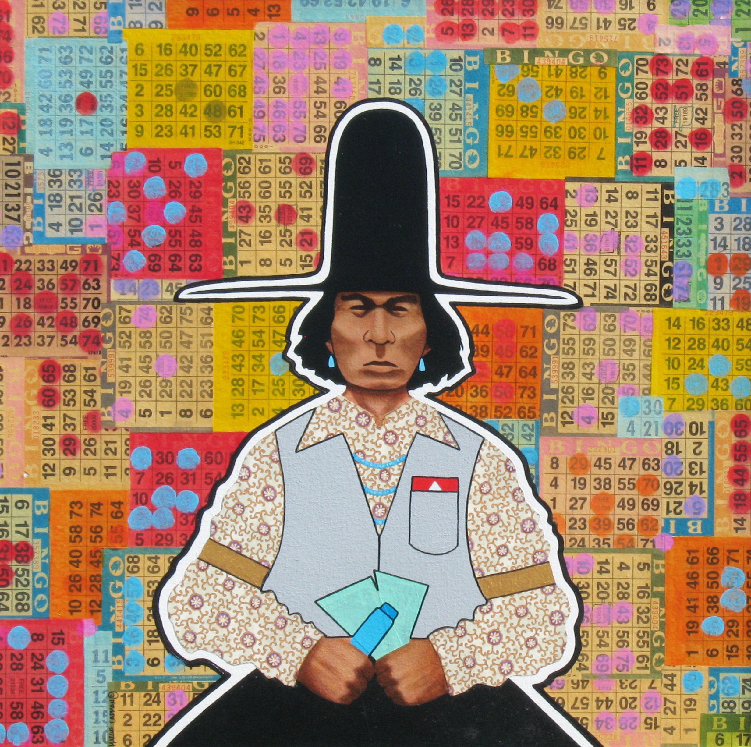 Marcus Cadman Contemporary Native American Art