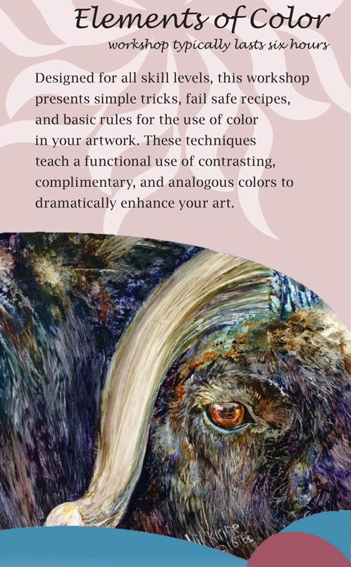 Elements of Color Workshop