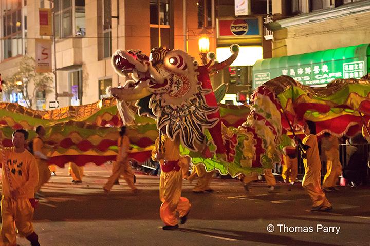 Parade Dragon