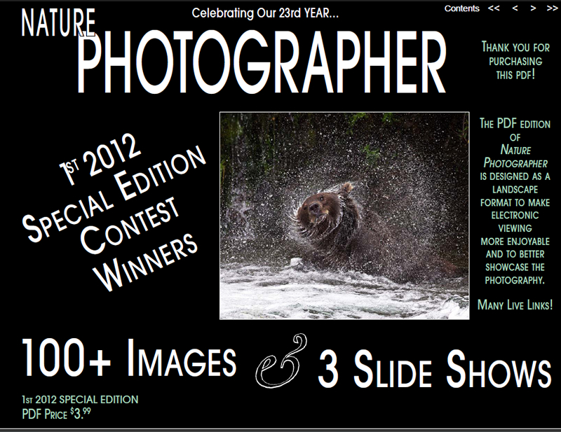 Nature Photographer Special Edition
