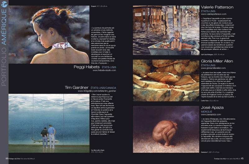 Pratique Des Arts magazine