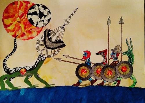 Patrick Lambe Art