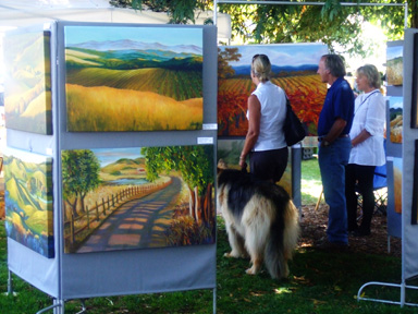 Art in the Park Show