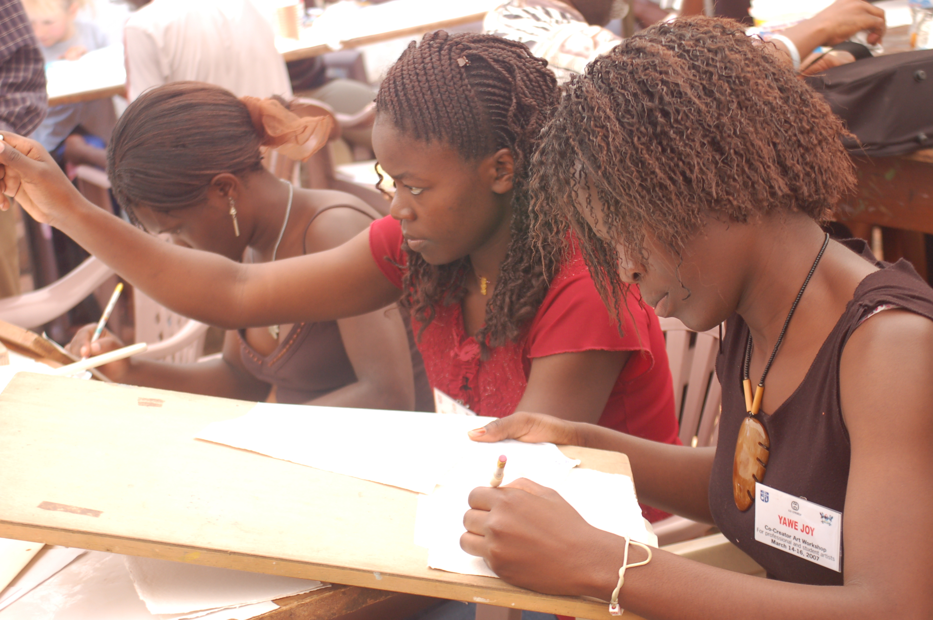 Art Workshop, Kampala, Uganda, East Africa