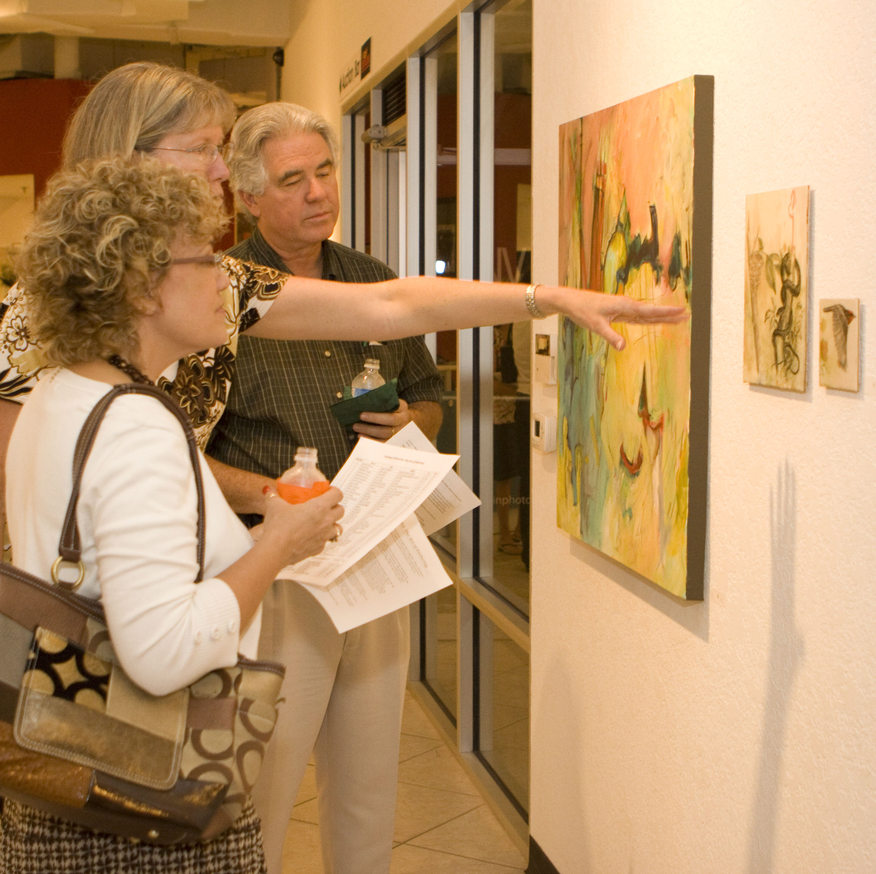 Art Opening Exhibition, Art of Enduring Experience