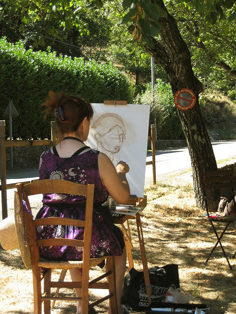 Painting in France