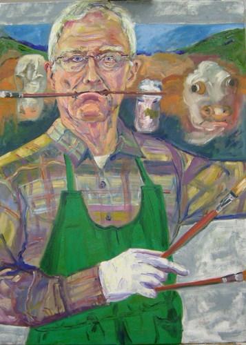 Ron Hurst, Artist - Painter