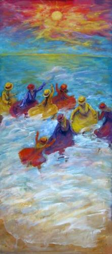 Sandy Weld, Artist