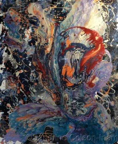 Sandrine Colson - Fine Arts