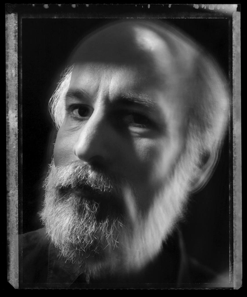 Stephen Perloff portrait