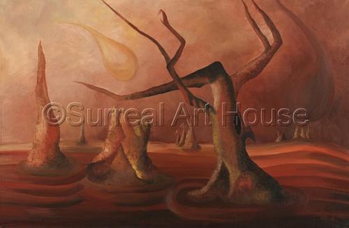 Surreal Art House