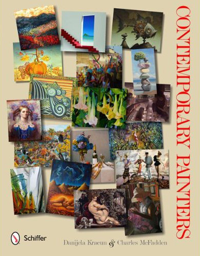 Contemporary painters cover