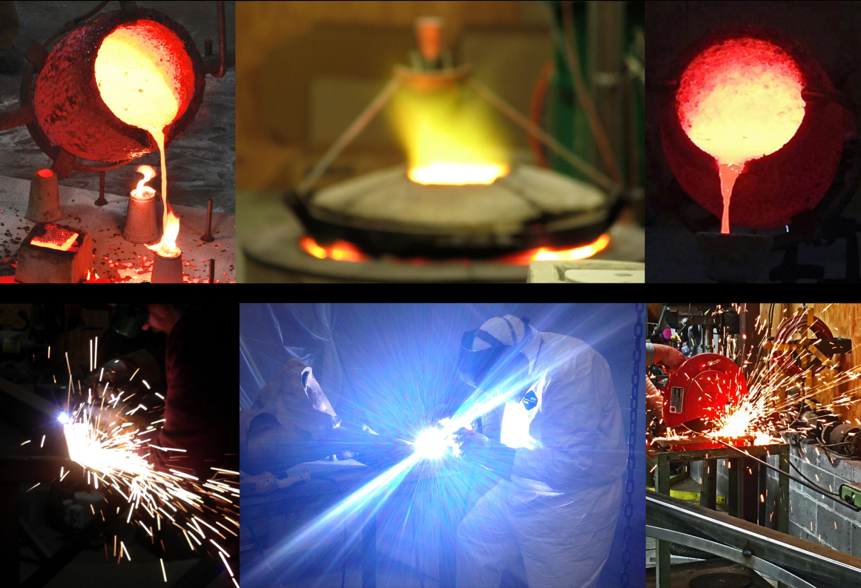 Prometheus Bronze Foundry & Custom Metal Fabrication: Sculpture ...