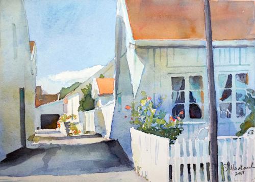 Vidar Axel Haaland and Betsey LaMonte Haaland     Haalandia Art Studio