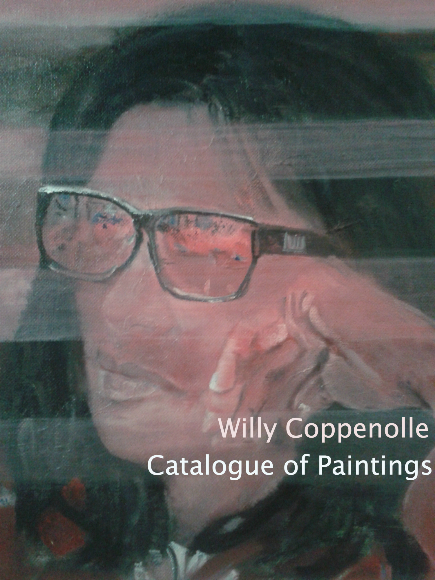 willy coppenolle figurative paintings