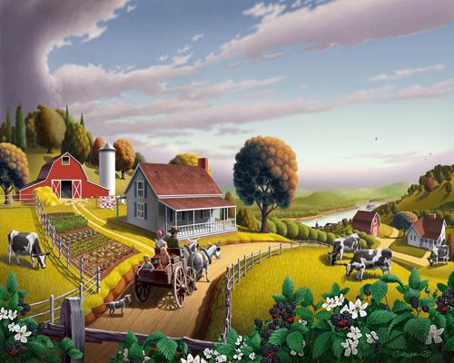 Walt Curlee Art