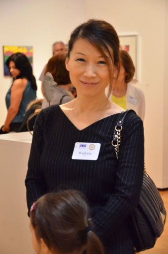 Dallas based artist: Wenli Liu
