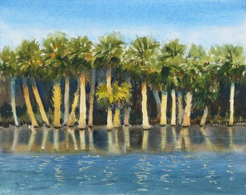 Richard Eaves Woods Arts