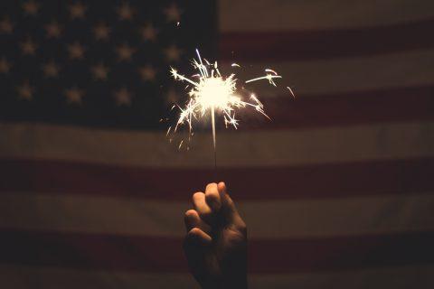 Photograph-Fireworks