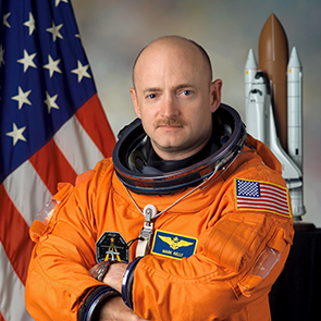 Capt. Mark Kelly -