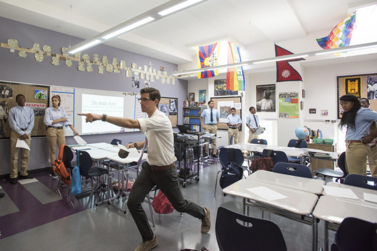 Hechinger Report and NPR explore launch and promise of Brooklyn Ascend High School