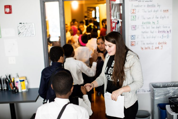 A Brooklyn charter school looks past 'No Excuses'