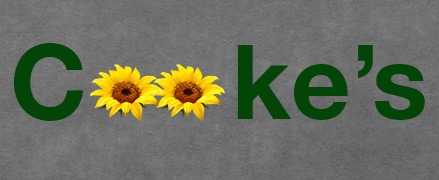 Cooke's Flowers Logo