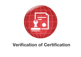 BOC International Verification Certification