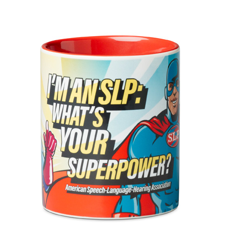 Superhero Mug Side 2