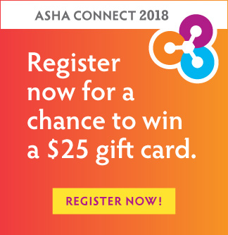 Still Time to Register for ASHA Connect Conferences!