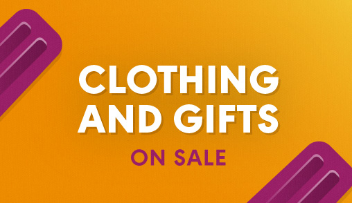 Save 20% on Clothing & Gifts